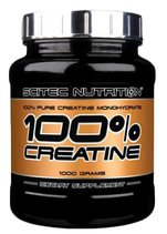 Scitec Nutrition Creatine 100% Pure (1000 гр)