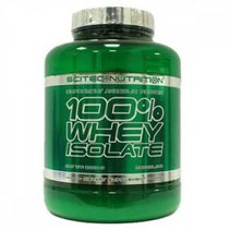 Scitec Nutrition 100% Whey Isolate (2000 гр)