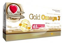 Olimp Gold Omega - 3 1000 mg (60 капс)