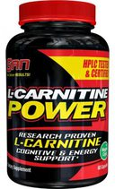 SAN L - Carnitine Power (112 гр)