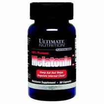 Ultimate Premium Melatonin 3 mg (60 капс)