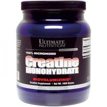 Ultimate Nutrition 100% Micronized Creatine Monohydrate (1000 гр)