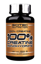Scitec Nutrition Creatine 100% Pure (100 гр)