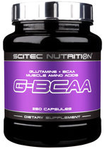 Scitec Nutrition G - BCAA (250 капс)
