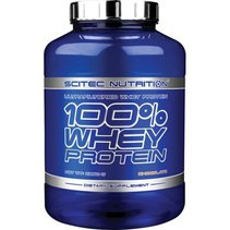 Scitec Nutrition 100% Whey Protein (2350 гр)