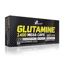Olimp L- Glutamine Mega Caps (120 капс)