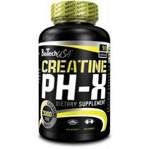 BioTech Creatine pH-X (90 капс)