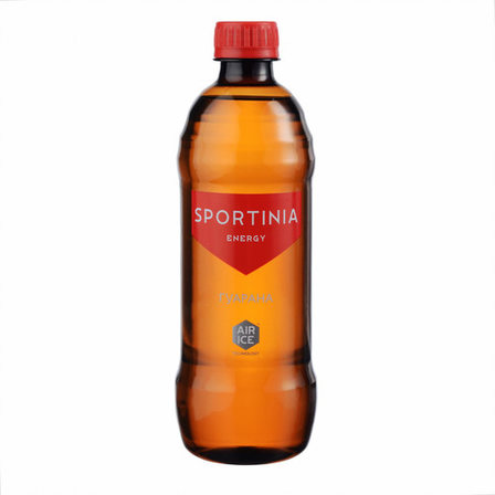 Sportinia GUARANA ENERGY (500 мл)