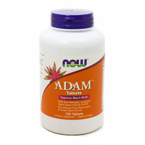 NOW ADAM Men's Multivitamin (120 таб.)