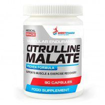 WestPharm Citrulline Malate 500 mg (90 капс)