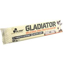 Olimp Gladiator Protein Bar (60 г) Ваниль