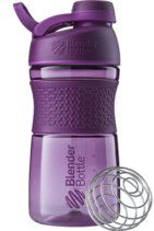 Blender Bottle SportMixer Tritan Twist Cap 591мл Full Color Plum [сливовый]