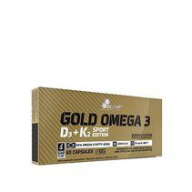 Olimp Gold Omega 3 D3+K2 Sport Edition (60 капс)