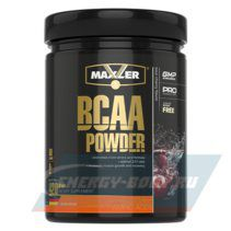 Maxler BCAA Powder (420 гр) sugar free