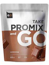 Take and Go Promix многокомпонентный протеин (900 г)