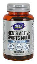 NOW Men's Active Sports Multi (90 капс)