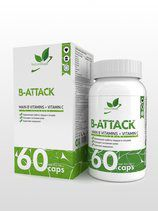 NaturalSupp B-Attack (60 капс)