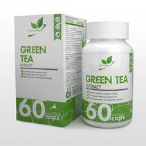 NaturalSupp Green Tea (60 капс)