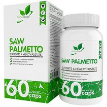 NaturalSupp Saw Palmetto (60 капс)