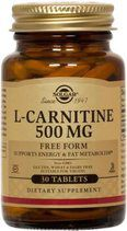 Solgar L-Carnitine 500 mg (30 таб.)