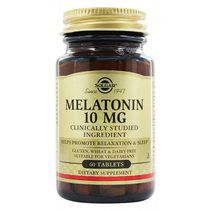 Solgar Melatonin 10 mg (60 таб.)
