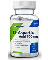 CyberMass D-Aspartic Acid (90 капс)