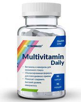 CyberMass Multivitamin Daily (90 капс.)