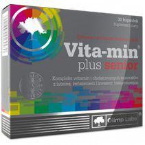 Olimp Vitamin Plus Senior (30 капс)