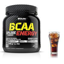Olimp BCAA Xplode Energy (500 гр)