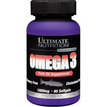 Ultimate Omega 3 (90 капс)