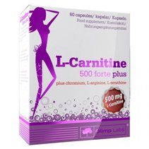 Olimp L-Carnitine 500 forte plus (60 капс)
